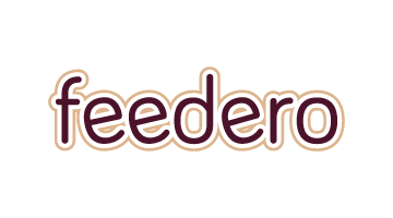 Logo for Feedero.com