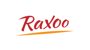 Logo for Raxoo.com