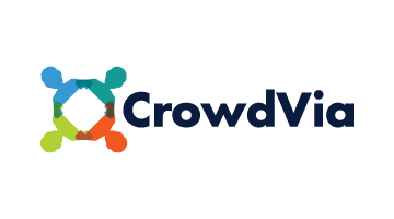 Logo for Crowdvia.com