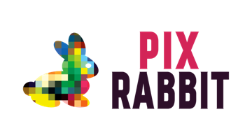 Logo for Pixrabbit.com