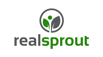 Logo for Realsprout.com