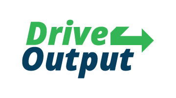 Logo for Driveoutput.com