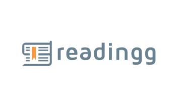 Logo for Readingg.com