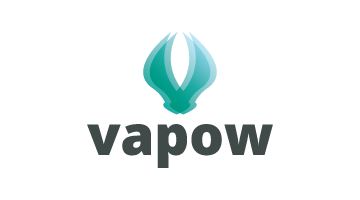 Logo for Vapow.com