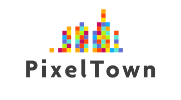 Logo for Pixeltown.com