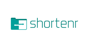 Logo for Shortenr.com