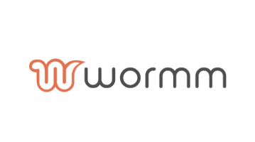 Logo for Wormm.com