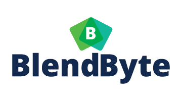 Logo for Blendbyte.com