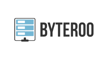 Logo for Byteroo.com