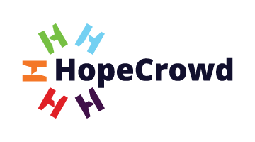 Logo for Hopecrowd.com