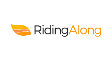 Logo for Ridingalong.com