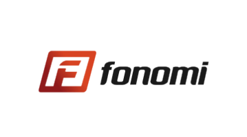 Logo for Fonomi.com