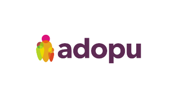 Logo for Adopu.com