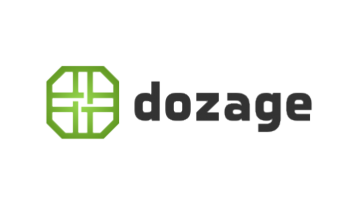 Logo for Dozage.com