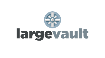 Logo for Largevault.com