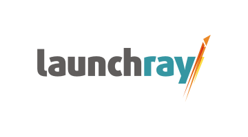Logo for Launchray.com