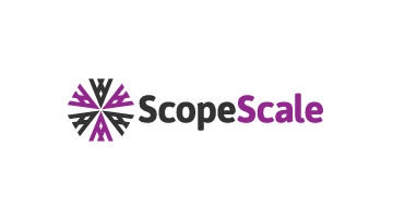 Logo for Scopescale.com