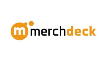 Logo for Merchdeck.com
