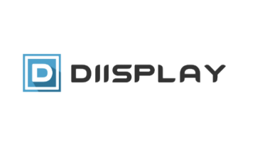 Logo for Diisplay.com