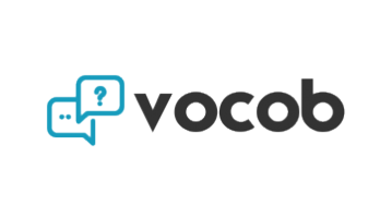 Logo for Vocob.com