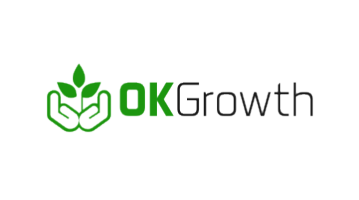 Logo for Okgrowth.com