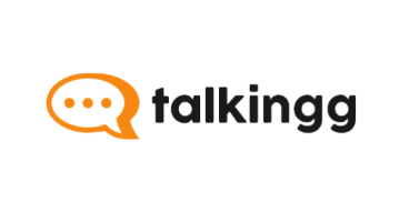 Logo for Talkingg.com