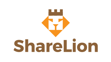Logo for Sharelion.com