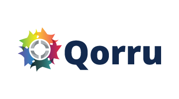 Logo for Qorru.com