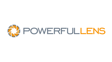 Logo for Powerfullens.com