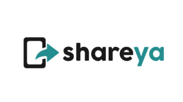 Logo for Shareya.com