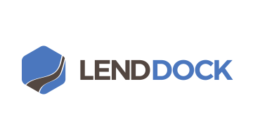 Logo for Lenddock.com