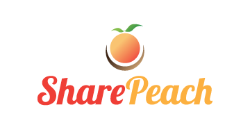 Logo for Sharepeach.com