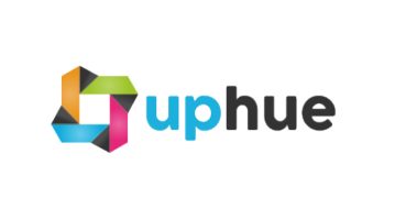 Logo for Uphue.com