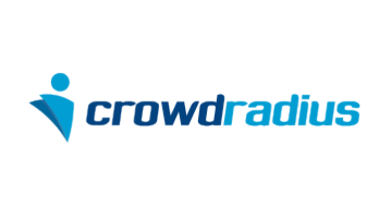 Logo for Crowdradius.com