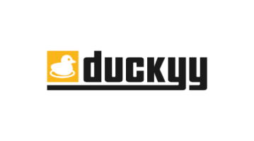 Logo for Duckyy.com
