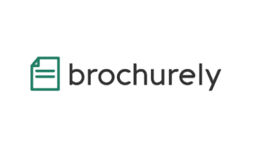 Logo for Brochurely.com