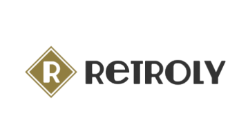 Logo for Retroly.com