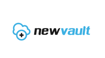 Logo for Newvault.com