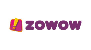 Logo for Zowow.com