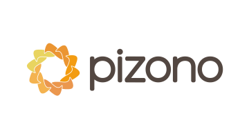 Logo for Pizono.com