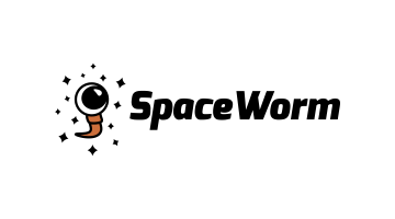 Logo for Spaceworm.com