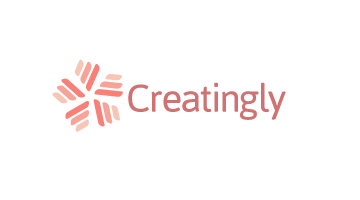 Logo for Creatingly.com