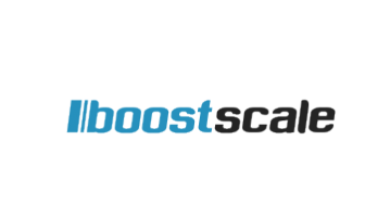 Logo for Boostscale.com