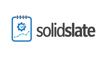 Logo for Solidslate.com