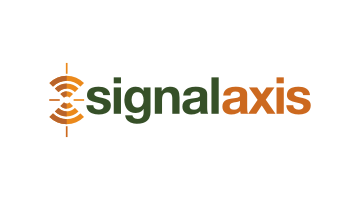 Logo for Signalaxis.com