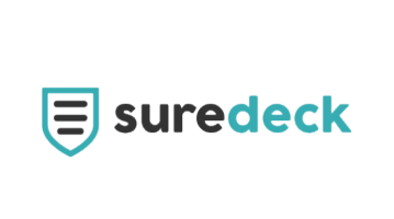 Logo for Suredeck.com