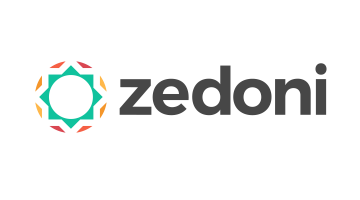 Logo for Zedoni.com