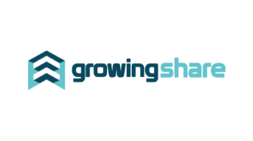 Logo for Growingshare.com