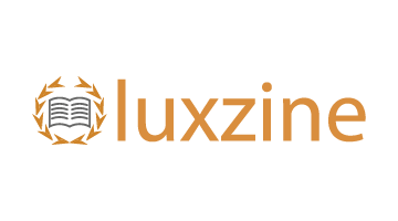 Logo for Luxzine.com
