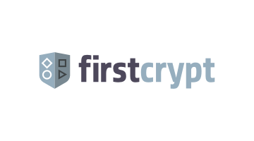 Logo for Firstcrypt.com